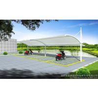 奥鼎膜结构设计和施工公交站台膜结构,遮阳性能好
