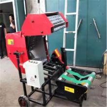 80公斤大捆青贮包膜机 优越便捷电动打捆包膜机 润华机械制作打捆机