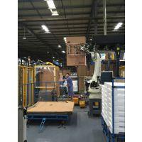 供应ABB饲料码垛机器人、安川机器人、川崎套箱码垛机