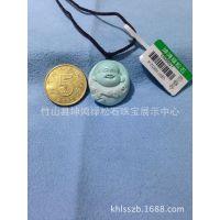 供应 天然绿松石雕件 绿松石佛像 5.5g