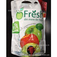 供应优质食品果汁袋,液体包装袋,QS认证工厂 品质保证