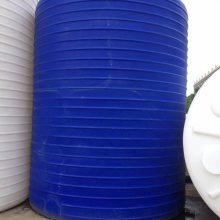 厂家批发防腐抗老化10吨PE塑料储罐 耐酸碱化工防腐储罐促销