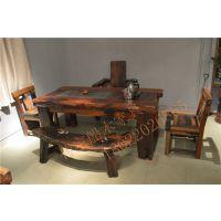 船木家具电磁炉茶台,乌金石、磨玉石电磁炉茶台,家庭实用客厅常用茶台