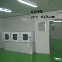 集中式空调系统无尘室 中央空调系统洁净室 分散式系统无尘车间