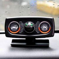 北京精凯达JK23106越野汽车车载坡度仪 车载水平仪 平衡仪 汽车用品必备
