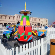 荥阳三星公园游乐设备16人狂车飞舞厂家服务周到
