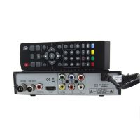 厂家直销 环保 地面波DVB-T2高清 机顶盒FTA