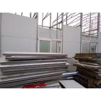 莱山彩钢板箱体房,岩棉板雅致房,彩钢瓦围墙的制作