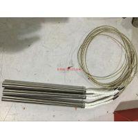 各种超高温单头电热管,佳兴成定制耐高温电热管