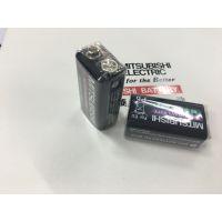 原装三菱9V碳性电池6F22 9V干电池 2006/66/EC环保电池 测量工具电池