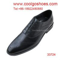 2014 Coolgo latest designed stylish men\'s dress shoes yellowcc