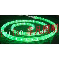 LED扁四线彩虹管、扁四线灯带108灯七彩、斜跳、段跳、排跳灯带