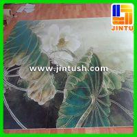 亚克力铝板高精印刷名片UV平板喷绘打印PVC平板打印彩印丝印加工