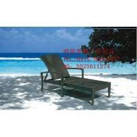 大连藤编躺椅沙滩椅批发,藤编躺椅厂家,沙滩椅价格,鸿铭景观