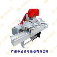 供应广州中旭MGJT40*0.5M圆木推台锯 推台锯厂家直销