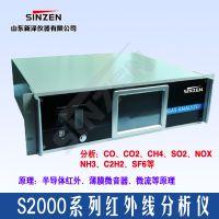 S2000红外线气体分析仪产品简介以及应用领域