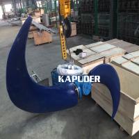 南京凯普徳专业生产QDT/DQT低速推流搅拌机