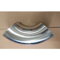 三明,不锈钢弯头厂家|优惠促销|轻重工业 天目 304/316L 不锈钢焊接弯头 DN50