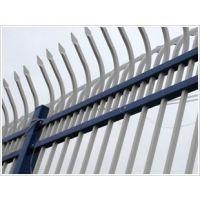 蓝色锌钢护栏,锌钢围栏网,围墙网护栏,昌泽护栏网生产厂家