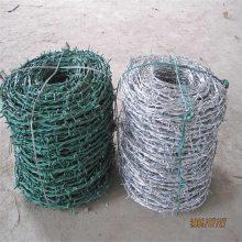 陕西刺绳 刺绳报价 热镀锌刺铁丝