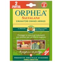 ORPHEA/奥菲雅天然清香衣物防蛀挂式香片 瑞士进口 木材香型 替代樟脑丸
