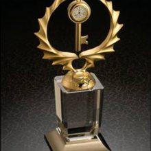 加盟商奖杯制作,上海水晶奖杯, 经销商年会纪念品,答谢会礼品定制|典士工艺