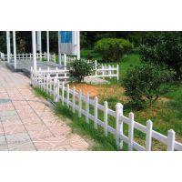 【妙达】苏州草坪护栏厂家 PVC隔离栏