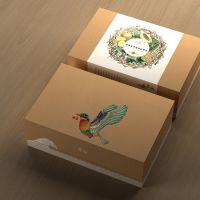 定制手提特产礼品盒 彩色印刷瓦楞纸盒 南京首熙包装
