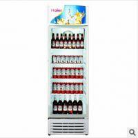 全新正品Haier/海尔SC-340JA 冰柜冷藏柜冷饮展示柜超市饮料柜