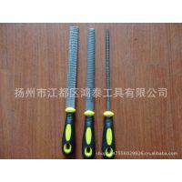 厂家直供 3件套8寸木工锉 钢锉 锉刀 什锦锉 五金工具
