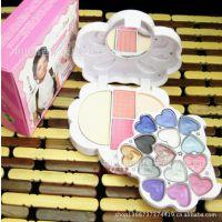 正品李湘代言蕾琪2527彩妆盒 眼影盘 彩妆套装 品质保证