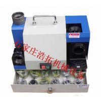 河北石家庄厂家直销专用钻头研磨机13-26机械代替手工