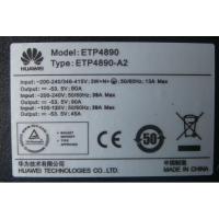 供应华为ETP4890-A2嵌入式通信电源