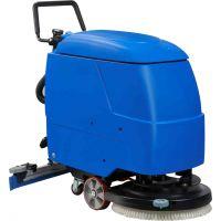 A-530手推工业洗地机艾利洁小型手推式洗地机