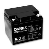 大华蓄电池DHB12400 大华蓄电池代理商价格