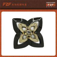 汽车坐垫五金标牌|F2F(图)|汽车坐垫五金标牌定制