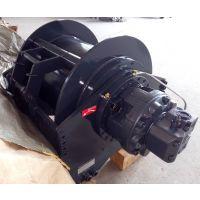 广汇液压绞车(卷扬机)单绳拉力12吨(GHW375-120-20-70)