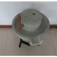低耗能大产量电动石磨机 小麦面粉石磨 生产厂家