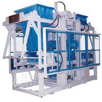 国内热销YC8-15单面料全自动砌块成型机,新型创业设备