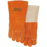 焊接防护手套