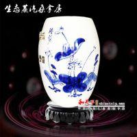 巴马负离子磁蒸瓮 陶瓷养生樽 小巴马熏蒸缸 和艺陶瓷