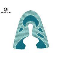 3D飞织童鞋元德织造飞织鞋面透气呼吸网鞋面定制生产厂家