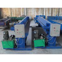 四米液压剪板机 彩钢板压瓦机河北沧州兴益供应