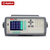Applent/常州安柏 AT5110 微欧计 多路电阻测试仪 1μΩ~30KΩ