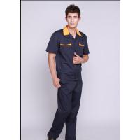 天津市工作服定做,专业厂家制作工人工作服,耐磨耐洗涤棉套装夹克衫批发,款式好看价格实在