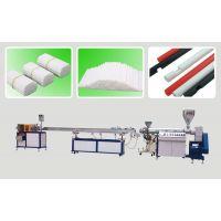 口服液吸管挤出机 棉签棒挤出机 AS吸管生产设备