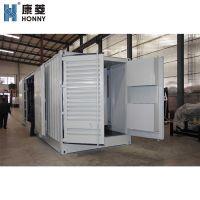【320kw沼气发电机组】防雨静音发动机 集装箱 燃气发电机组方便安装
