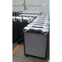 吉林欧曼9系矿车330-370马力水箱中冷器配件批发