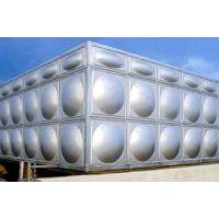 大荔玻璃钢水箱经销商 RB-25大荔消防水箱 润捷水箱