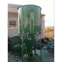 临沂养殖机械设备 饲料混合搅拌机 立式饲料粉碎搅拌机